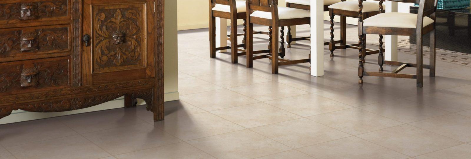 tile flooring header