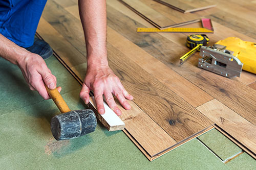 Laminate Installtion | IQ Floors