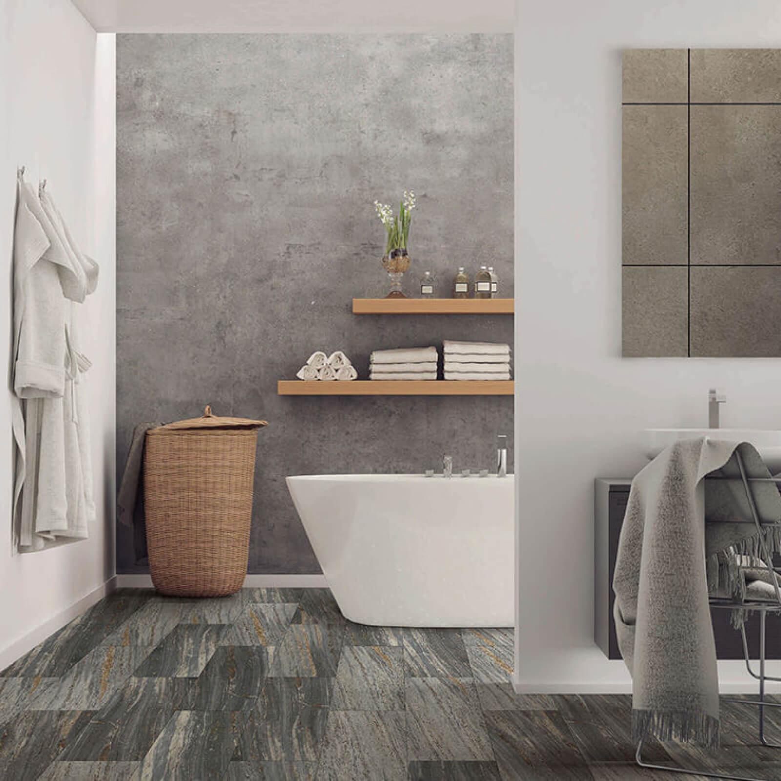 Bathroom flooring   IQ Floors