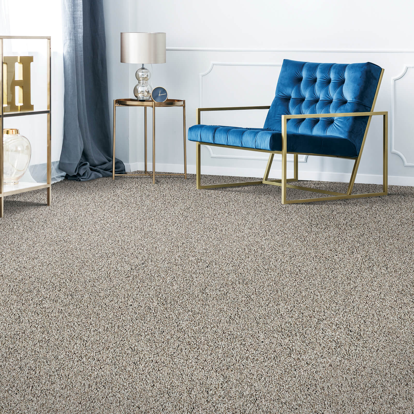 Know How to Choose a Carpet for Allergies | IQ Floors