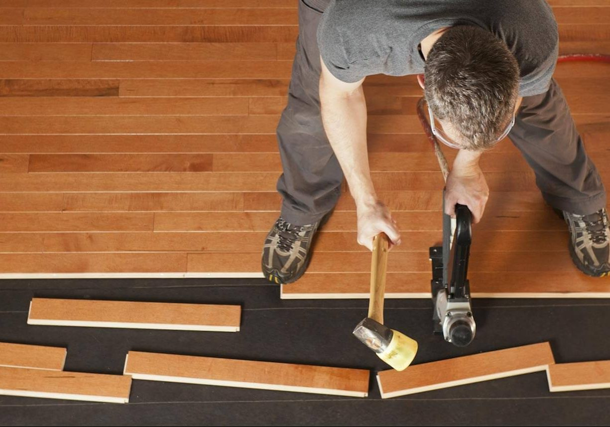 Hardwood Installation | IQ Floors